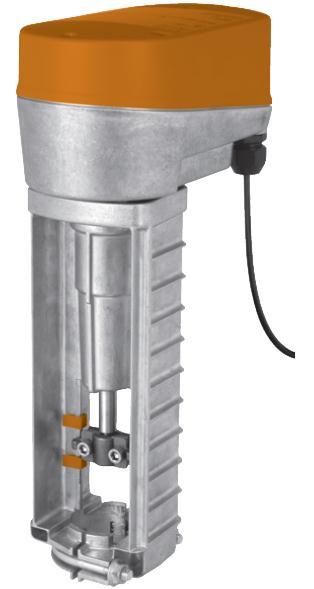 执行器 调节阀 瑞士belimo电动座阀+执行器            nvg24-mft2,nv
